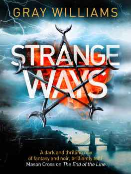 cover of Strange Ways by Gray Williams