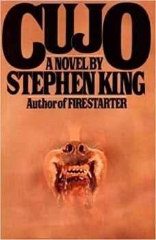 cover of Cujo by Stephen King