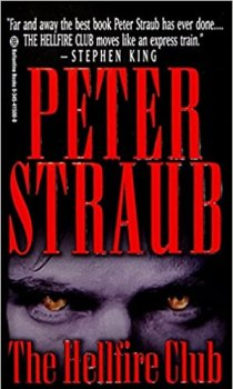 cover of The Hellfire Club by Peter Straub