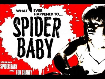 poster for the film Spider Baby