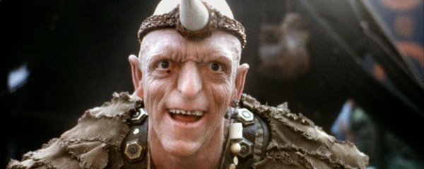 photo of Michael Berryman from The Hills Have Eyes