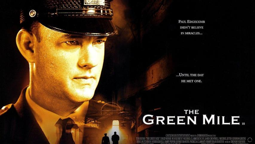 theatrical poster for The Green Mile