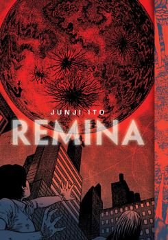 cover of Remina by Junji Ito