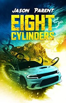 cover of Eight Cylinders by Jason Parent