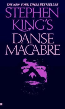 cover of Danse Macabre by Stephen King