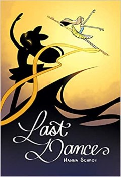 cover of Last Dance by Hanna Schroy