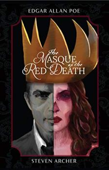 cover of the masque of the red death fine art edition