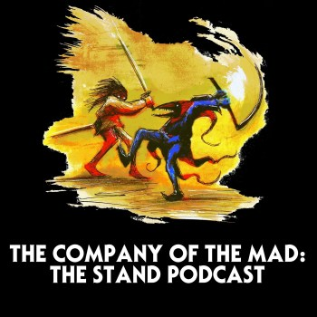 logo of The Company of the Mad podcast