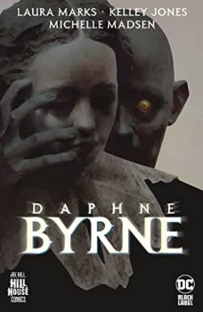 cover of the graphic novel Daphne Byrne