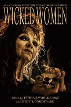 cover of Wicked Women showing a witch-like character