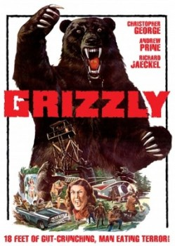 poster for the movie Grizzly