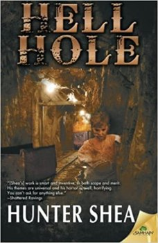 cover of Hell Hole by Hunter Shea