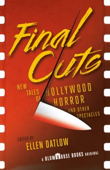 cover of the Final Cuts anthology edited by Ellen Datlow