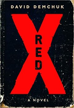 cover of Red X by David Demchuck