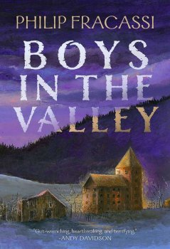 cover of Boys in the Valley by Philip Fracassi