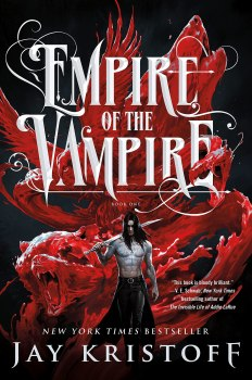 cover of Empire of the Vampire