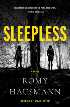 cover of Sleepless by Romy Hausmann