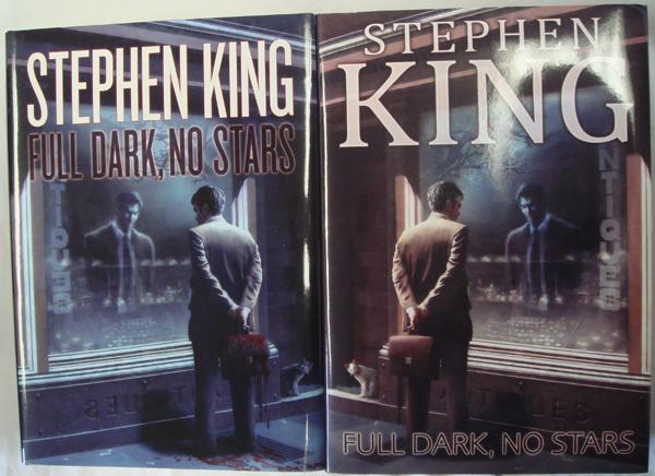 Full Dark, No Stars by Stephen King (2010, Hardcover) 1st Edition