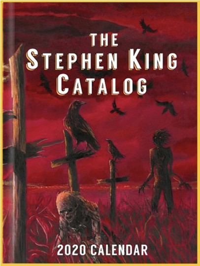 Stephen King Calendar