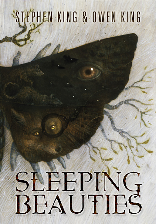 Sleeping Beauties By Stephen King And Owen King Cover Artwork And