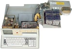 IBM 5100- Iç görünümü