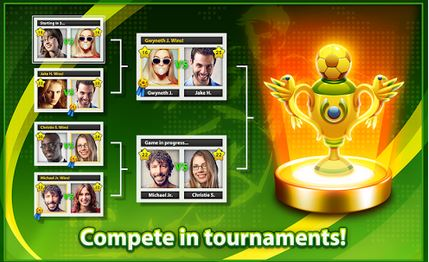 SoccerStars-Turnuva Modu!