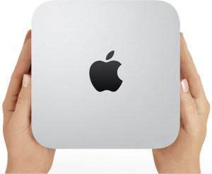 Mac Mini Gerçekten Mini :)