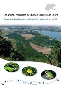 Les anciens méandres du Rhône
