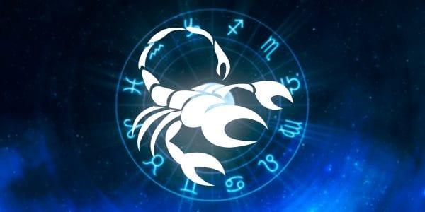 horóscopo de hoje para escorpião