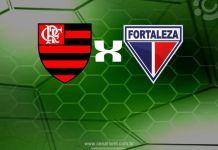 16h00 - Flamengo x Fortaleza