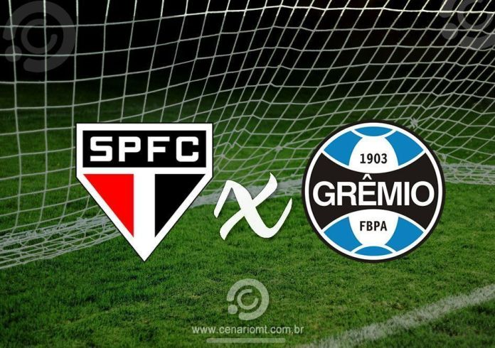 São Paulo x Grêmio: onde assistir ao vivo