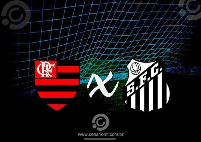Flamengo x Santos