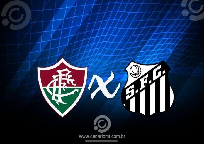 Fluminense x Santos ao vivo