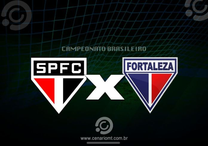São Paulo x Fortaleza