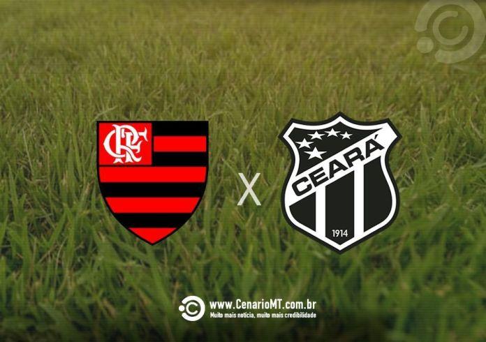 Flamengo x Ceará