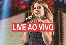 Live de Marília Mendonça
