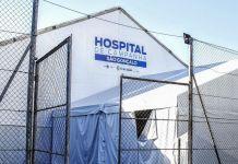 hospitais de campanha
