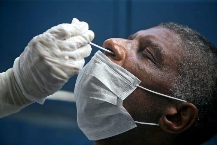 teste coronavirus