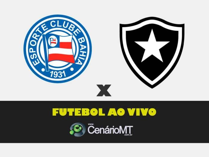futebol ao vivo jogo do bahia x botafogo futmax futemax fut max fute max tv online internet hd