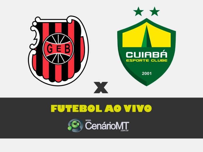 futebol ao vivo: jogo do Brasil de pelotas x cuiabá futmax