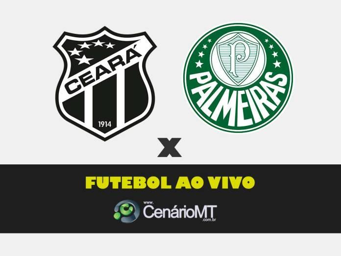 futebol ao vivo jogo do Ceará x Palmeiras futmax futemax fut max fute max tv online internet hd