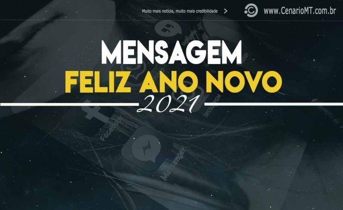 Frases e mensagens de feliz ano novo 2021