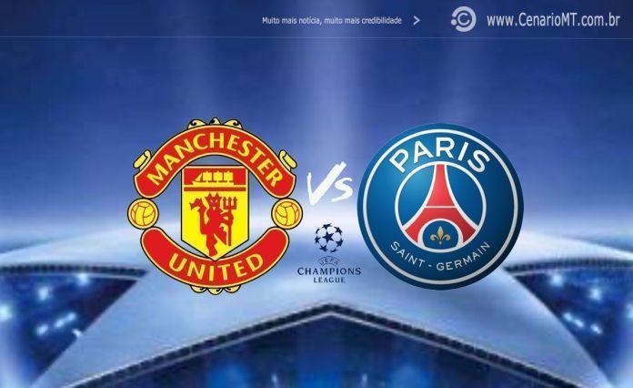 Manchester United x Paris Saint-Germain ao vivo