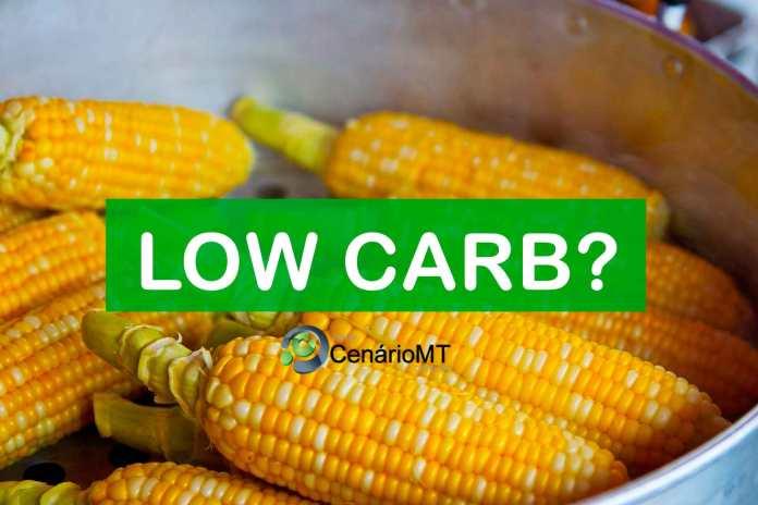 milho é low carb?