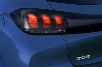 Design do Peugeot 208
