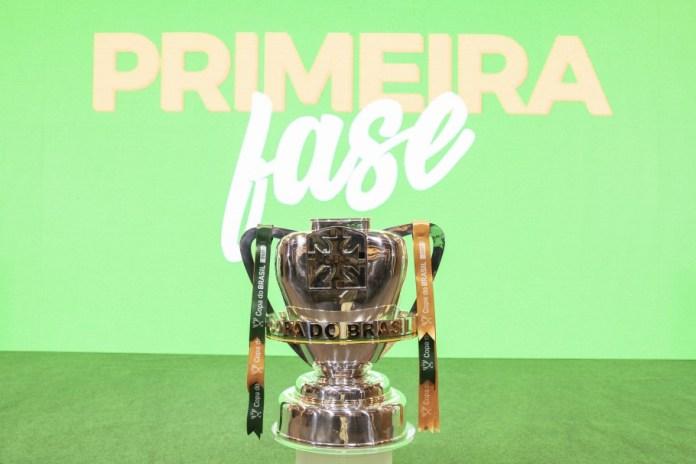 Copa do Brasil 2021 primeira fase