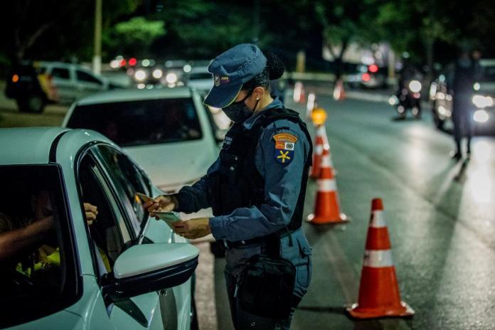 MULTAS EM MATO GROSSO POLÍCIA