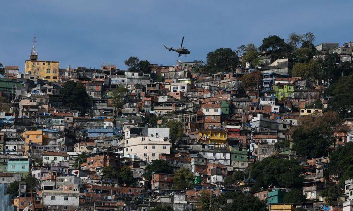 RIO DE JANEIRO - mortes violentas