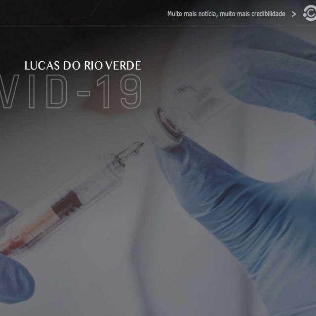 Vacinação contra covid-19 em Lucas do Rio Verde