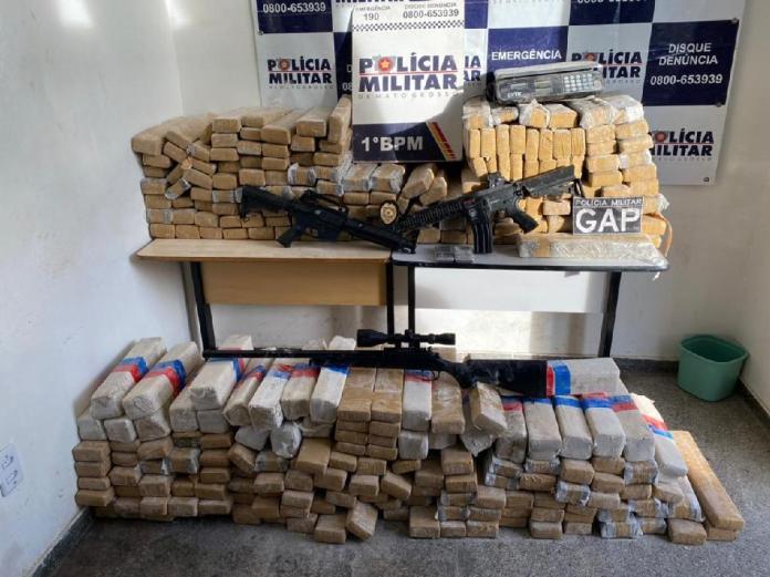 Mato Grosso registra aumento de 31% em apreensão de drogas no primeiro trimestre